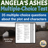 Angela's Ashes Test with Key