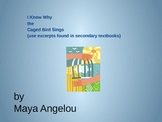 Angelou, Maya I Know Why the Caged Bird Sings
