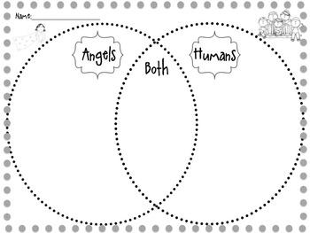 Angels: A Unit on Guardian Angels