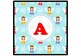 Angels, Christmas, Winter, Banner Bulletin Board Letters, Alphabet Posters A-Z