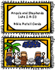 Angels and Shepherds Print and Go Pack - Christmas Bible Lesson