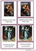 Angels in Art - Montessori Nomenclature Cards