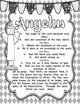 Angelus Prayer Pack