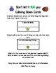 Anger- Controlling Your Anger Packet- Small/ Large Groups Activties