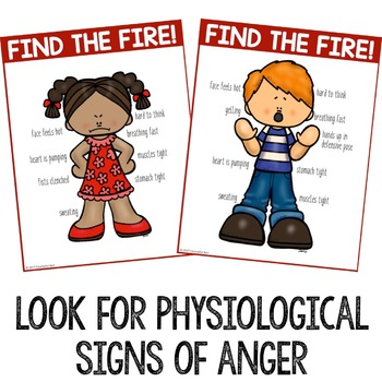 Anger Body Awareness Small Group Counseling Session for Early Elementary