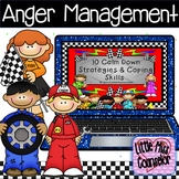 Anger Management: 10 Ways to Calm Down PowerPoint plus SMARTboard versions