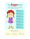 Anger Management Activities for Kids - Anger Management Wo