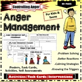 Anger Management Activities for Kids and Teens