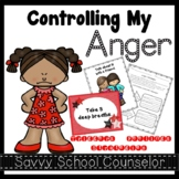 Anger Management Activity Pack