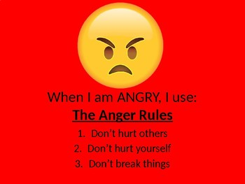 Anger Management - Anger Rules