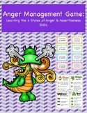 Anger Management: Assertivness Skills Game