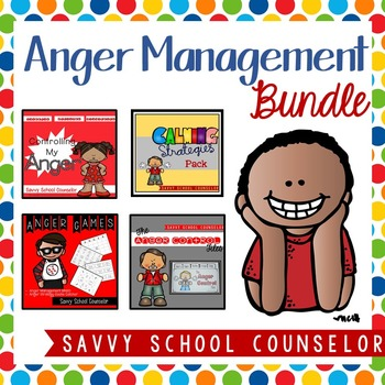 Anger Management BUNDLE Pack