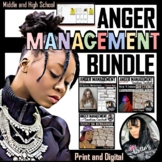 Anger Management BUNDLE (Print and Digital - 181 pages)