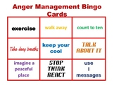 Anger Management Bingo