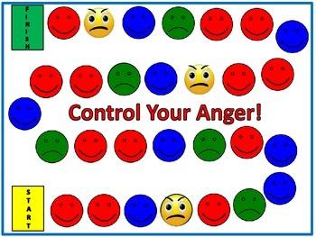 Anger Management Boardgame