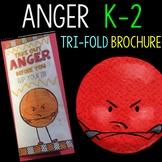 Anger Management Brochure 1st - 4th grade