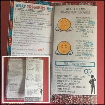 Anger Management Brochure