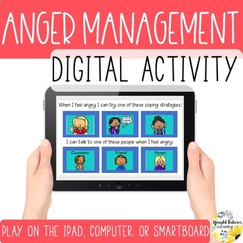 Anger Management Digital Activity
