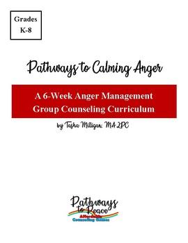 Anger Management Group for Elementary Children