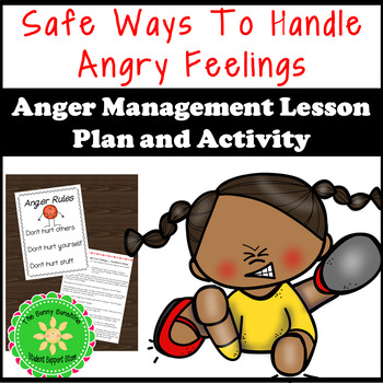 Safe Ways To Handle Anger
