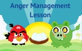 Anger Management Lesson with Angry Birds Theme