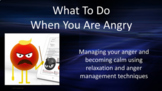Anger Management MINDFULNESS Social Skills No Prep SEL Lesson 4 Video PBIS