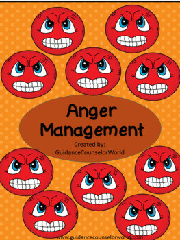 Anger Management Notebook