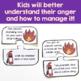Anger Management Pack - Firefighter Themed