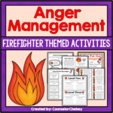 Anger Management Activities - Firefighter Themed