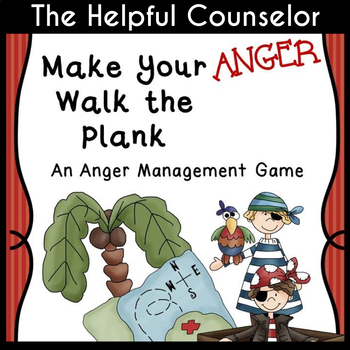 Anger Management Game: Make Anger Walk the Plank!