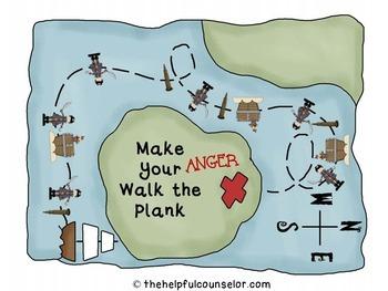 Anger Management Game: Make Anger Walk the Plank!