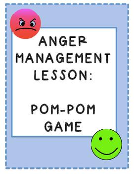 Anger Management: Pom Pom Game
