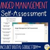 Anger Management Self-Assessment