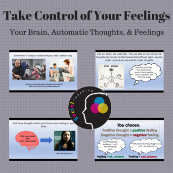 Anger Managment; Take Control of Your Feelings; Cognitive Behavioral Therapy