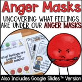 Anger Mask Activity and Lesson
