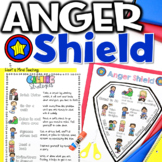 My Anger Shield, calm down strategies for anger management