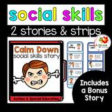 Social Story -No Hitting