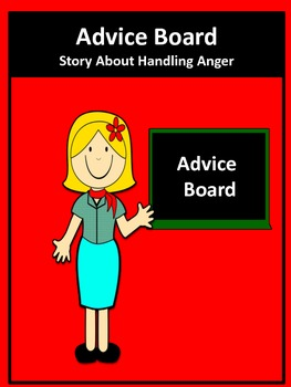 Anger Management Story and Activity Book
