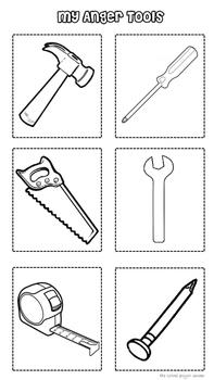 Anger Tool Box Activity