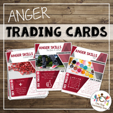 Anger Trading Cards