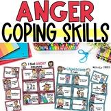 Anger Triggers & Calm Down Strategies Self-Regulation Activity!