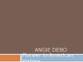 Angie Debo:  Pioneer in American History