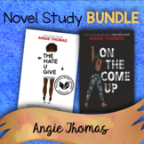 Angie Thomas Novel Study BUNDLE (The Hate U Give & On the