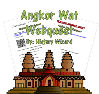 Khmer Empire Worksheets & Teaching Resources | Teachers Pay