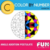 Angle Addition Postulate Worksheets & Teaching Resources | TpT