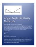 Angle-Angle Similarity Lab