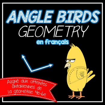 Angle Birds Geometry en français