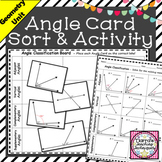 Angle Card Sort Activity