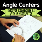 Angle Relationships Centers