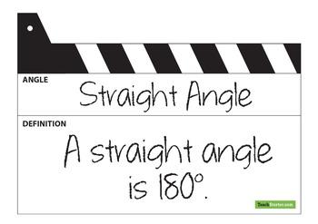 Angle Clapper